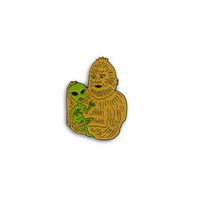 Sasquatch Pin