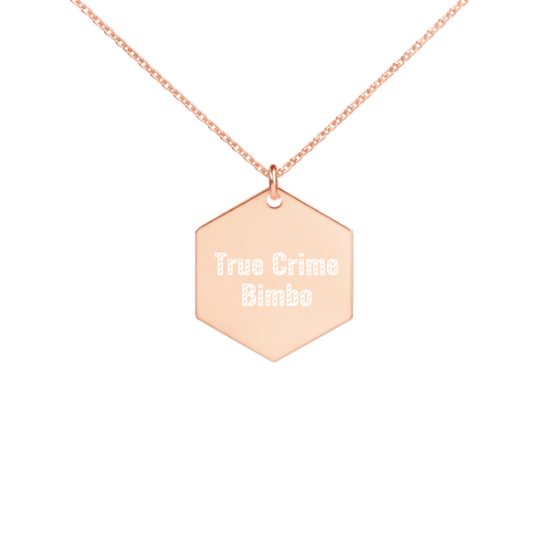 True Crime Bimbo necklace