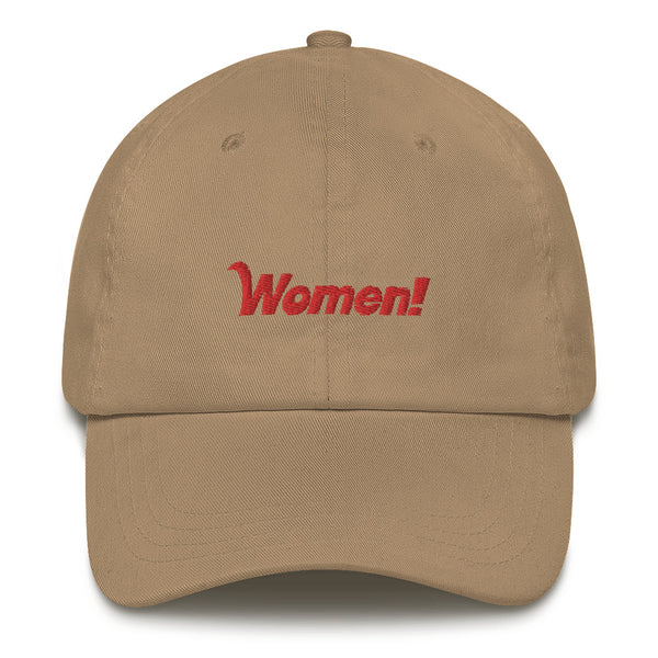 Women! Dad hat