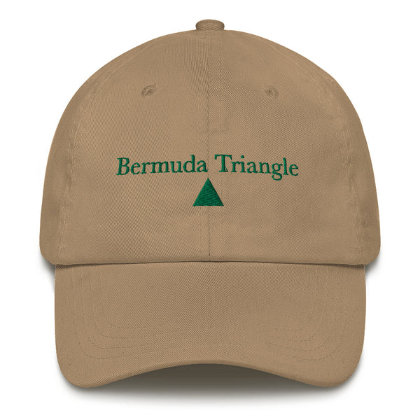 Bermuda Triangle Dad Hat
