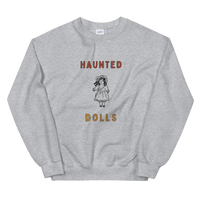 Haunted Doll Sweatshirt