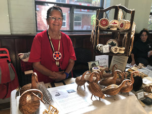 "Meet Margaret, Canadian Indigenous ""Craft Police"""