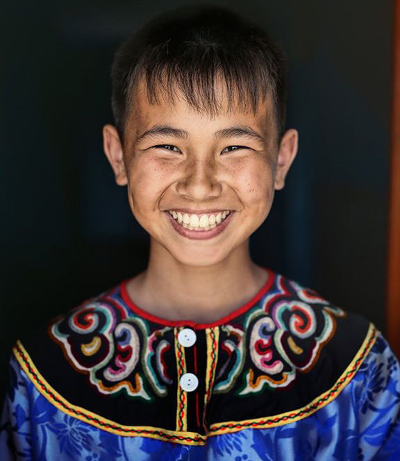 The World in Faces - Portraits of Indigenous People