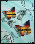 Butterflies - The Story Tellers, Acrylic on Canvas