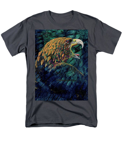 Eagle, Native Art - Men's T-Shirt  (Regular Fit)