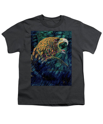 Eagle, Native Art - Youth T-Shirt