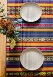 Hand-Woven Traditional Inca Table Runner / Wall Decor