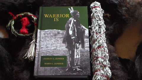 Warrior Is - soft cover book