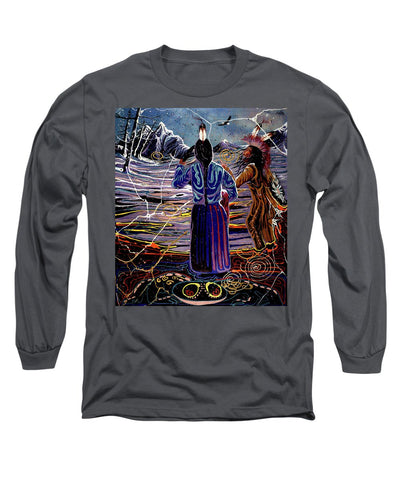 It's Snowing - Long Sleeve T-Shirt