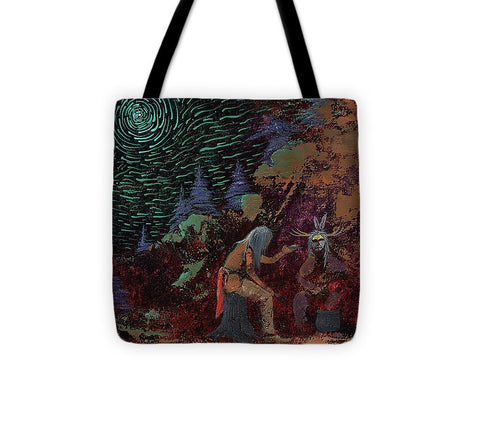 Storytellers - Tote Bag
