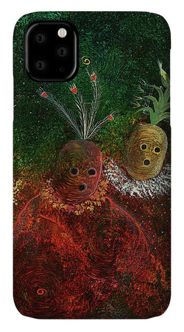 The Veil, Native Art  - Phone Case