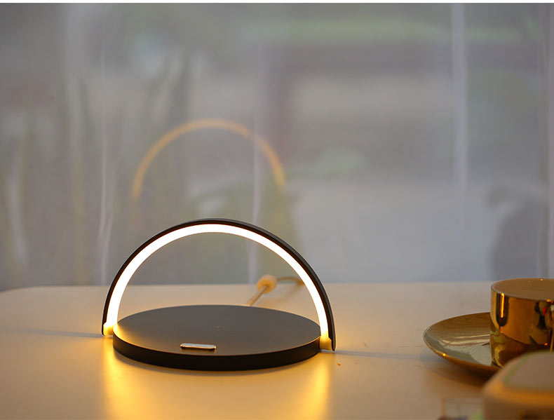 Wireless Charger - Lamp
