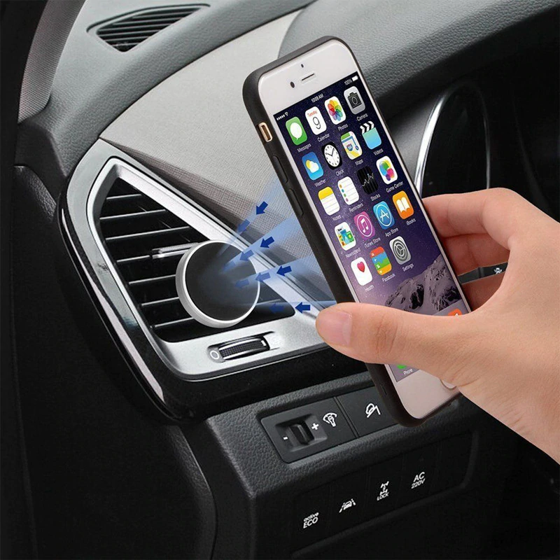 360-degree Magnetic Car Phone Holder