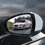 Car Anti-Fog and Rain-Proof Rearview Mirror Sticker