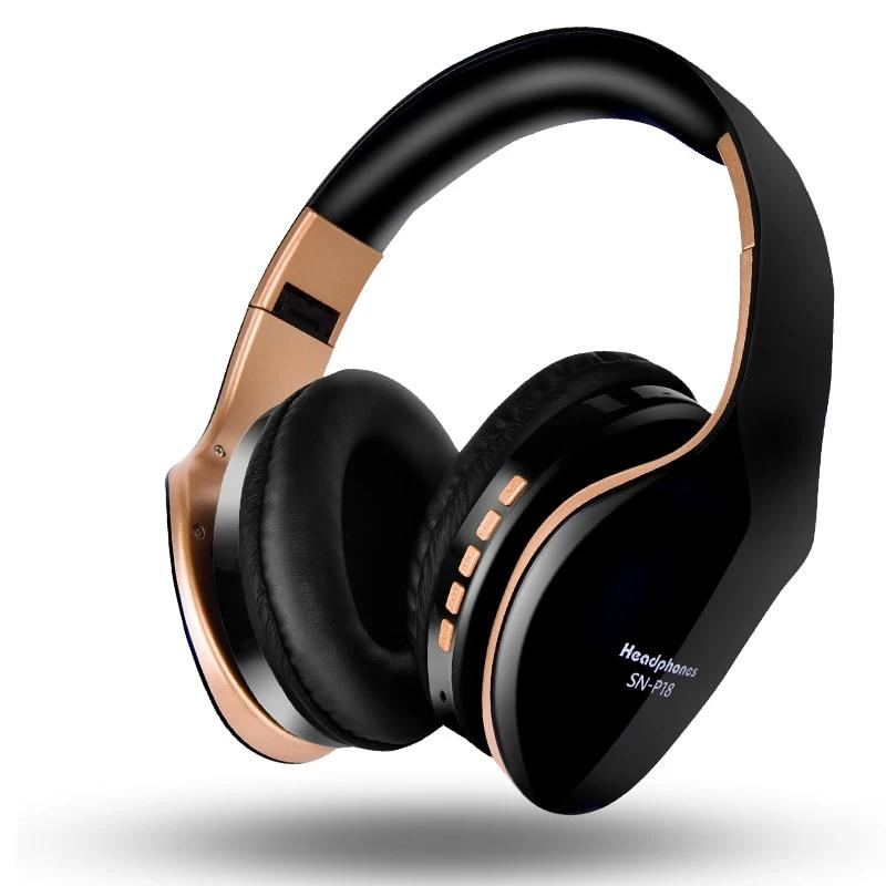 Noise Cancelling, Wireless, Foldable Headset
