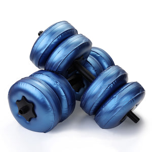 Water Fillable Dumbbells