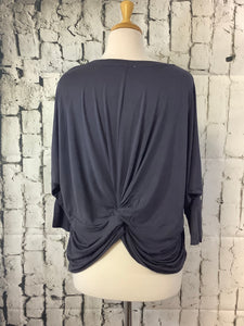 Umgee Basic V-neck Top