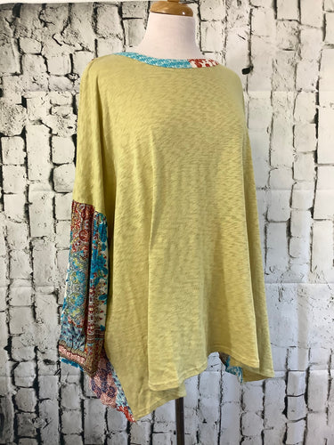 Umgee Plus Size Knit Top