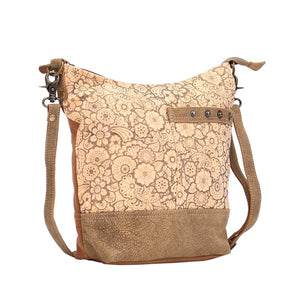 Myra Bag Apricot Shoulder Bag