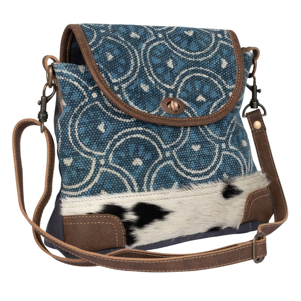 Myra Bag Azure Serendepidity Shoulder Bag