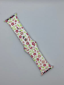 Apple Watch Band (Pink Floral)