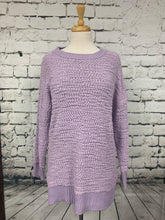 Load image into Gallery viewer, Zenana Round Neck Popcorn Sweater