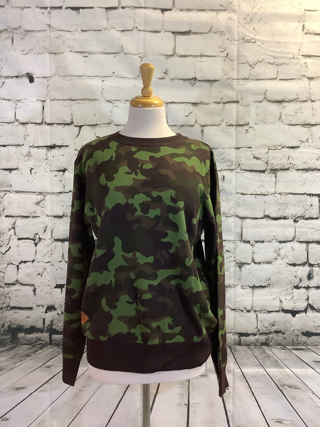 Simply Southern Sweater (Camo)