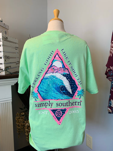Simply Southern Feeling Good Mint