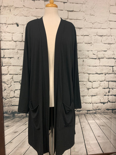 Zenana Plus Size Cardigan