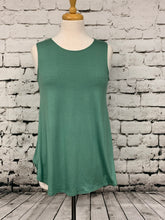 Load image into Gallery viewer, Sleeveless Top Sage Green