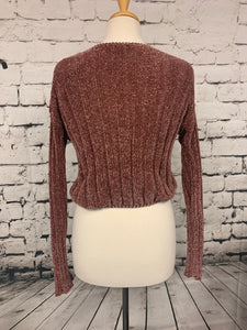 Awesome Knit Crop Sweater
