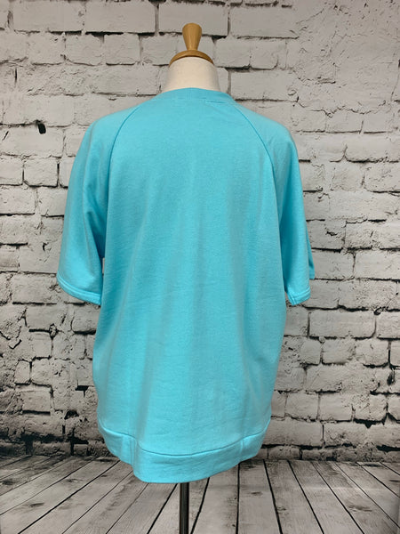 Cherish Short Sleeve Raglan