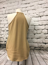 Load image into Gallery viewer, Creme Sleeveless Top