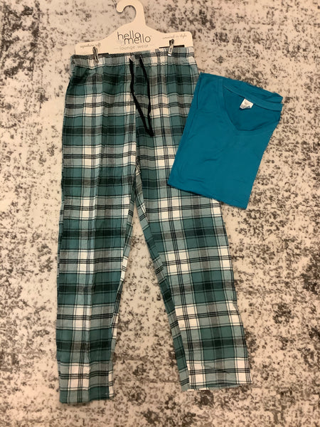 Hello Mello Women's Plaid Pants