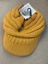 Load image into Gallery viewer, C.C Beanie Knit Pony Hat