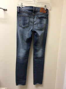 Angry Rabbit Vintage Wash Ankle Skinny