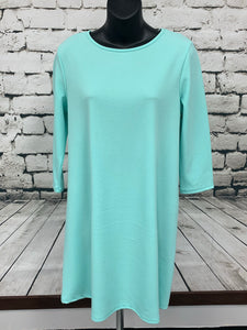 CC Turquoise Dress