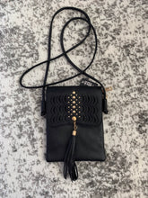 Load image into Gallery viewer, Mini Tassel Crossbody