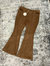 Load image into Gallery viewer, Umgee Plus Size Suede Pants