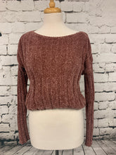 Load image into Gallery viewer, Awesome Knit Crop Sweater