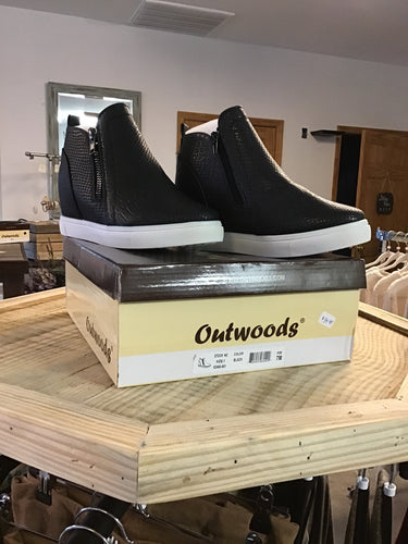 Outwoods Wedge Sneakers