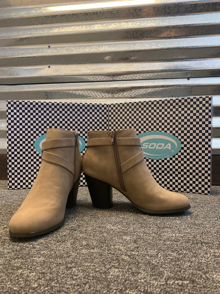 Soda Market-S Booties