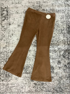 Umgee Plus Size Suede Pants