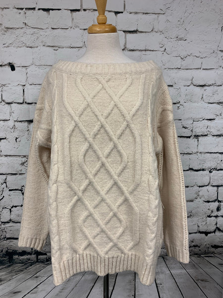 Blues & Grays Sweater
