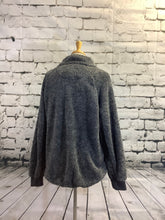 Load image into Gallery viewer, Simply Southern Quilt Front Sherpa (Grey)
