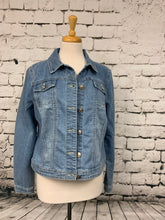 Load image into Gallery viewer, Baccini Denim Jacket