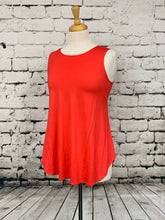 Load image into Gallery viewer, Sleeveless Top Salmon