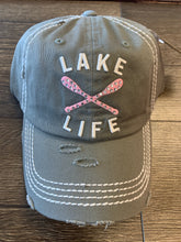 Load image into Gallery viewer, Lake Life Hat Women's