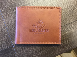Simply Southern Leather Men's Wallet