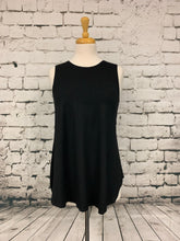 Load image into Gallery viewer, Sleeveless Top Black